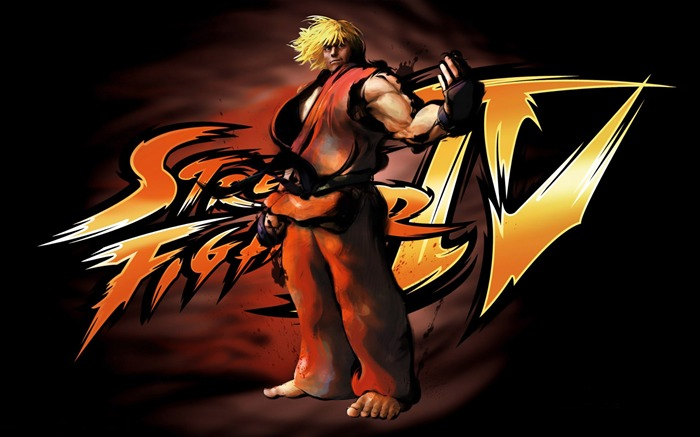 Street Fighter 5 Game HD wallpaper Views:10889