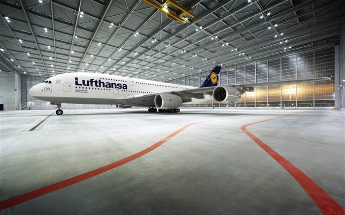 lufthansa-Aircraft transport Wallpaper Views:7413