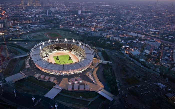 stadium-London 2012 Olympics opening ceremony Wallpaper Views:4140