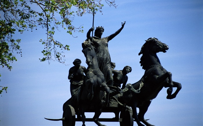 statue of Boudica-London Photography Wallpapers Views:9166