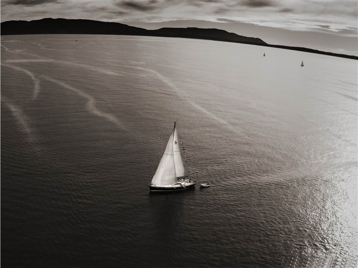 yacht-Vintage style wallpaper Views:7811