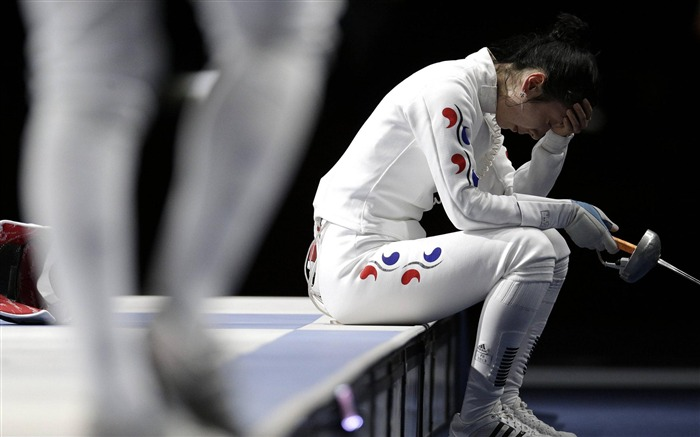 A Lam Shin Fencing-London 2012 Olympic Views:8357