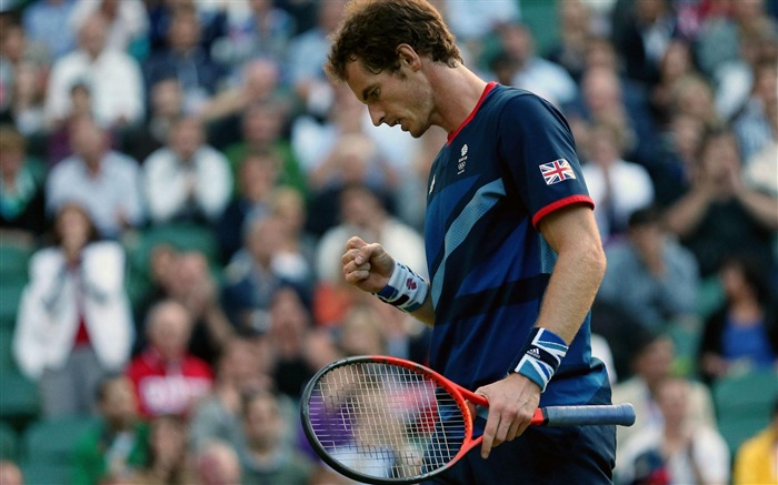 Andy Murray Tennis-London 2012 Olympic Views:8756