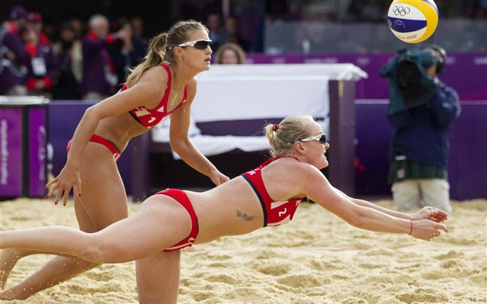 Beach Volleyball-London 2012 Olympic Views:12835