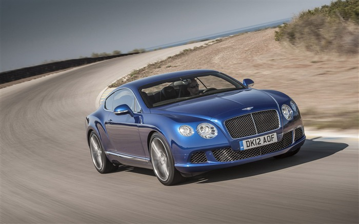 Bentley Continental GT Speed  Auto HD Wallpaper Views:7310