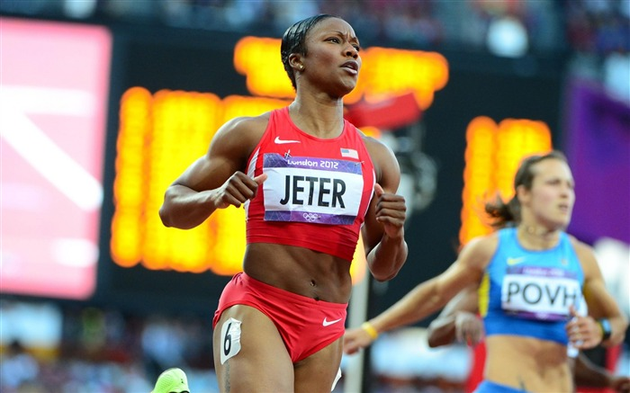 Carmelita Jeter Track and field-London 2012 Olympic Views:6983