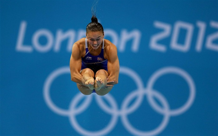 Cassidy Krug 3M Springboard diving-London 2012 Olympic Views:7531