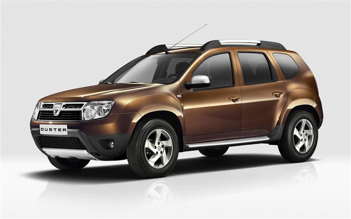 Dacia Duster-Cars desktop wallpaper Views:6649