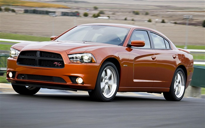 Dodge Charger-Cars desktop wallpaper Views:6894