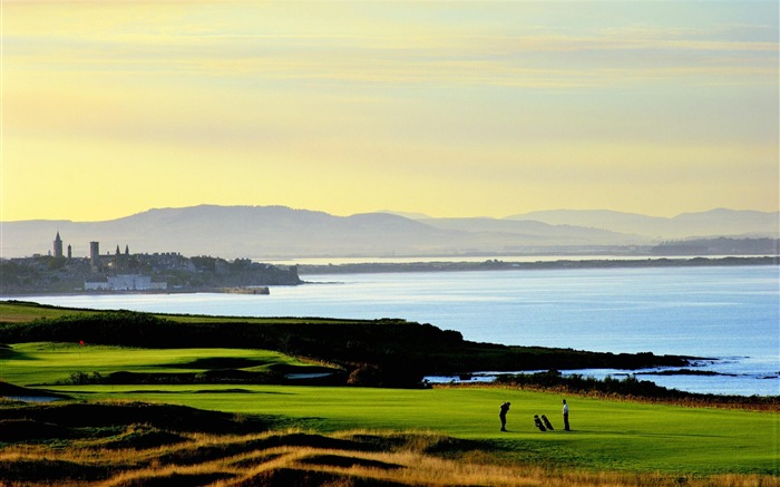Golf Holidays-High Quality wallpaper Views:9980