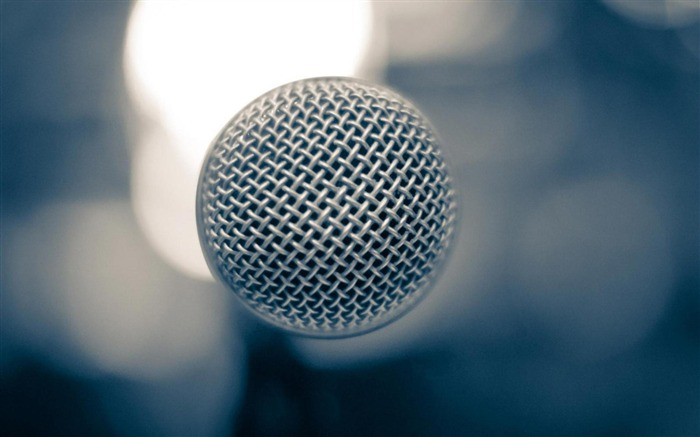 Microphone-High Quality wallpaper Views:9518