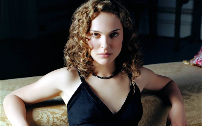 Natalie Portman beauty photo wallpaper Views:13721