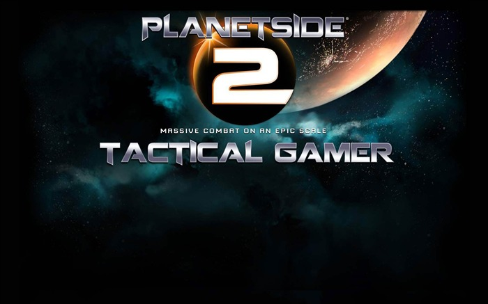 Planetside 2 Game HD Desktop Wallpaper Views:7305