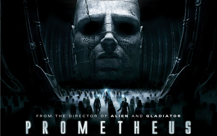 Prometheus 2012 Movie HD Desktop Wallpaper Views:9423