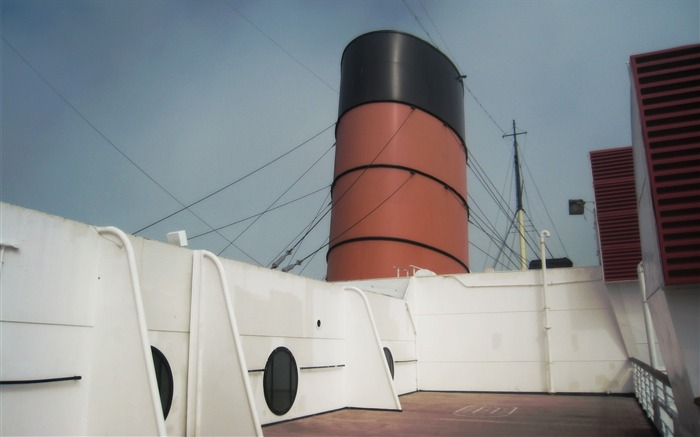 Ship chimney-LOMO desktop wallpaper Views:4559