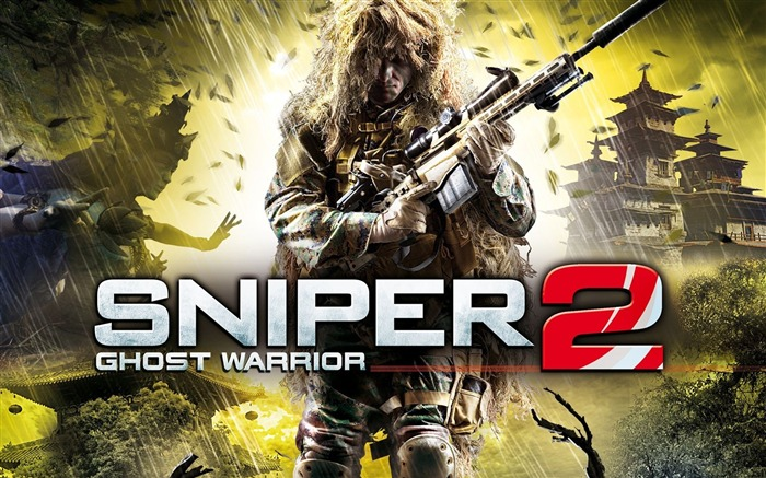 Sniper-Ghost Warrior 2 Game HD Wallpaper Views:14929