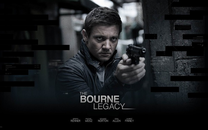 The Bourne Legacy Movie HD Desktop Wallpaper Views:12918