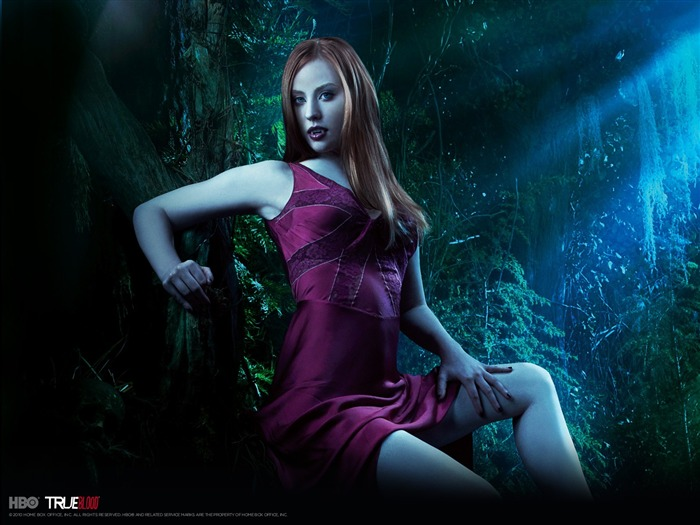 True Blood-American TV series Wallpaper 02 Views:3095