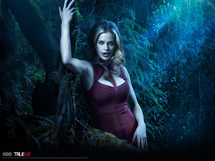 True Blood-American TV series Wallpaper 03 Views:3517