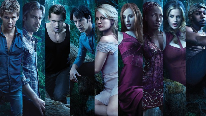 True Blood-American TV series Wallpaper 10 Views:3550