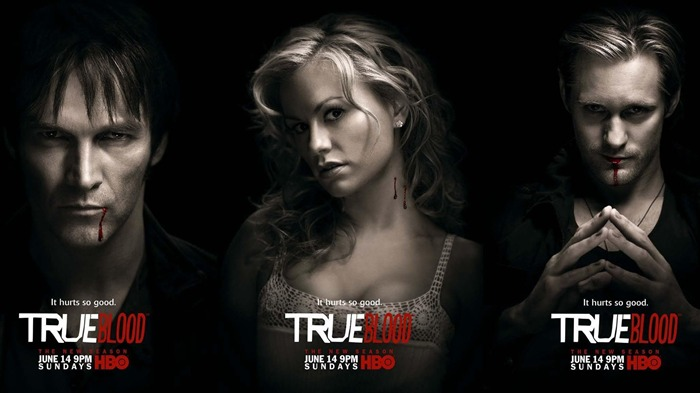 True Blood-American TV series Wallpaper 11 Views:4566