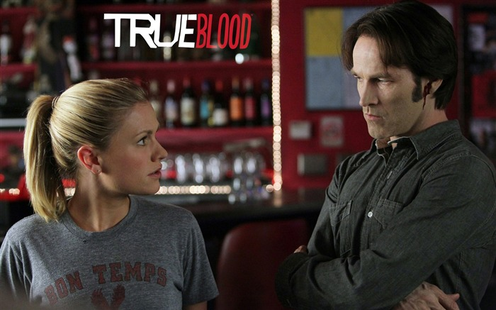 True Blood-American TV series Wallpaper 15 Views:2632