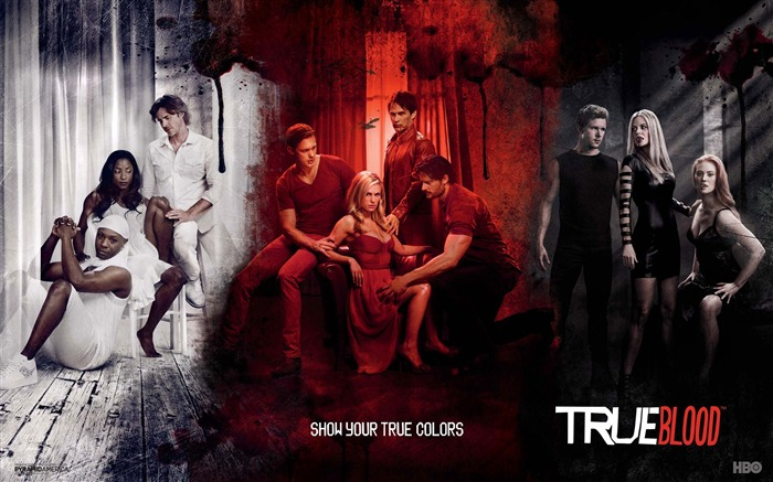 True Blood-American TV series Wallpaper 21 Views:4192