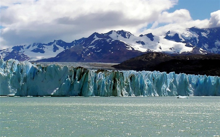 Upsala Glacier Los Glaciares National Park-landscape photo wallpapers Views:7078