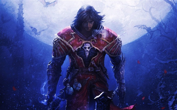 castlevania lords of shadow-2012 Game wallpaper Views:6630