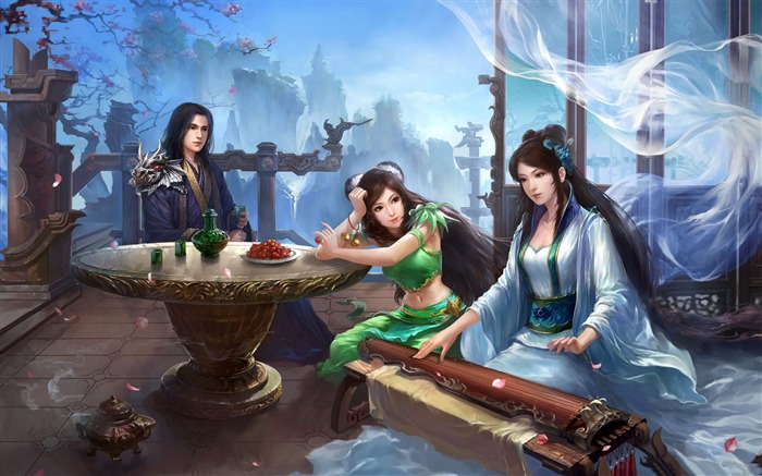 jade dynasty video-2012 Game wallpaper Views:9015 Date:8/24/2012 1:54:34 AM