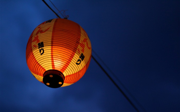 japanese lantern-Nature Wallpapers Views:5433