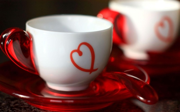 lovely cup-High Quality wallpaper Views:5740