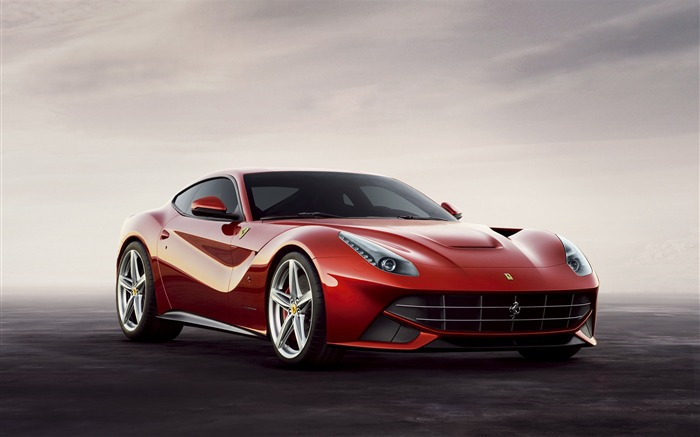 2012 Ferrari F12 Berlinetta Auto HD Wallpaper Views:10932