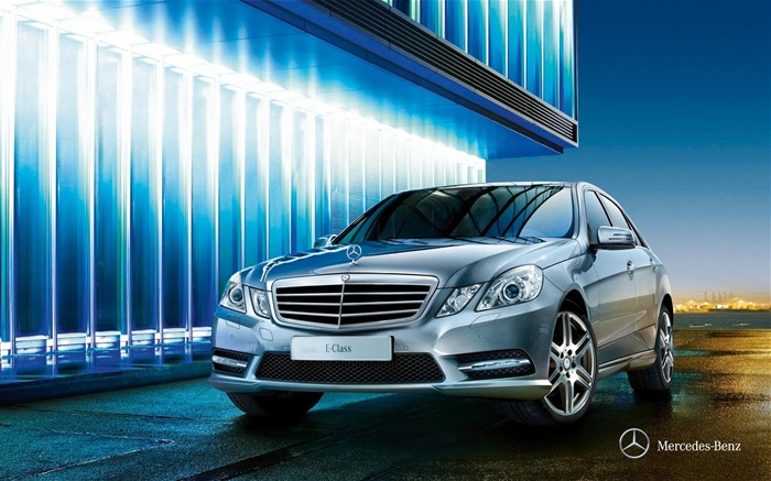 2012 Mercedes Benz E-Class Saloon HD Wallpaper Views:11558