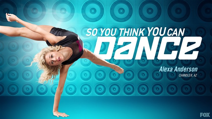 Alexa Anderson-So You Think You Can Dance Wallpaper Views:5135