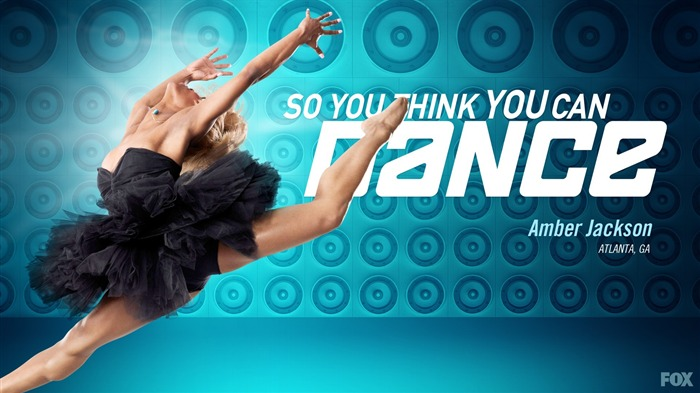 Amber Jackson-So You Think You Can Dance Wallpaper Views:4775