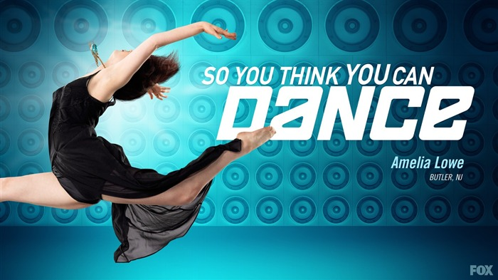 Amelia Lowe-So You Think You Can Dance Wallpaper Views:4210