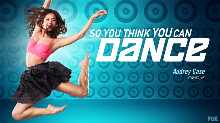 Audrey Case-So You Think You Can Dance Wallpaper Views:4893