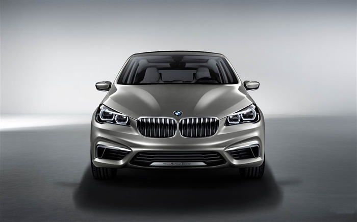 BMW Active Tourer Concept Auto HD Wallpaper Views:6577