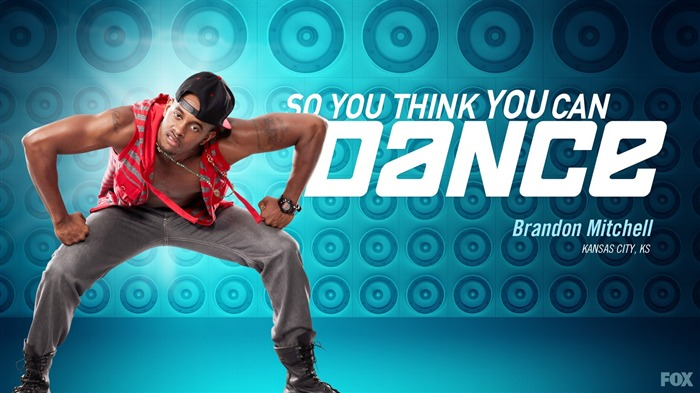 Brandon Mitchell-So You Think You Can Dance Wallpaper Views:3537
