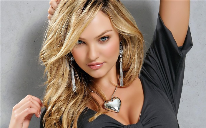 Candice Swanepoel Model-Beautiful photo wallpaper Views:84883