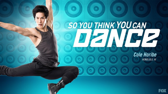 Cole Horibe-So You Think You Can Dance Wallpaper Views:4063