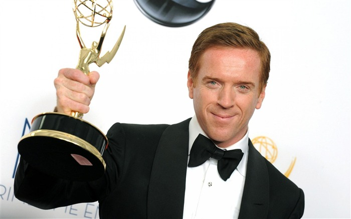 Damian Lewis-2012 64th Emmy Awards Highlights wallpaper Views:4691