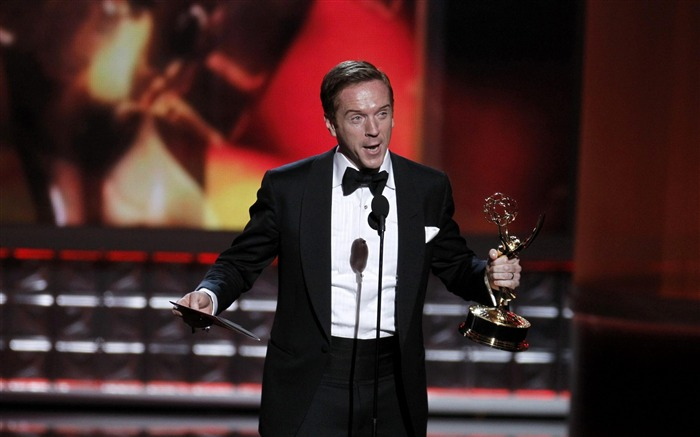 Damian Lewis Actor-2012 64th Emmy Awards Highlights wallpaper Views:3753