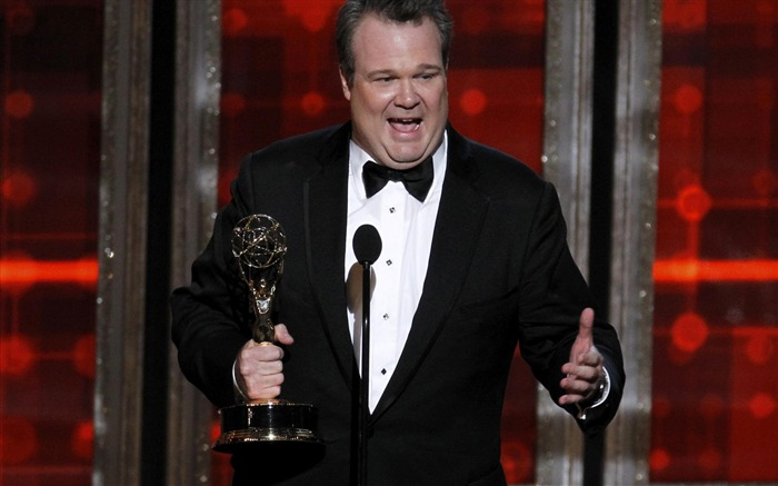 Eric Stonestreet Actor-2012 64th Emmy Awards Highlights wallpaper Views:4153