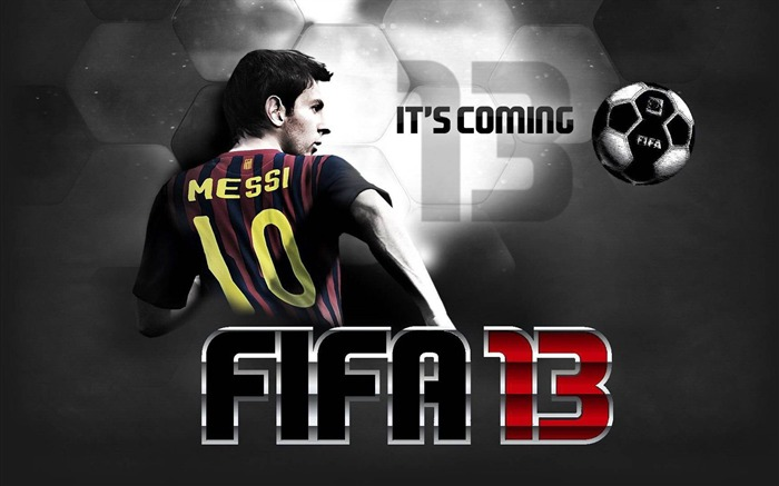 FIFA 13 Game HD Wallpaper Views:14267
