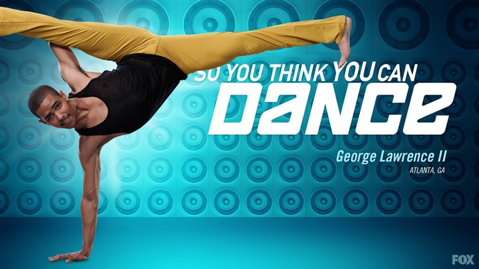 George Lawrence-So You Think You Can Dance Wallpaper Views:3794