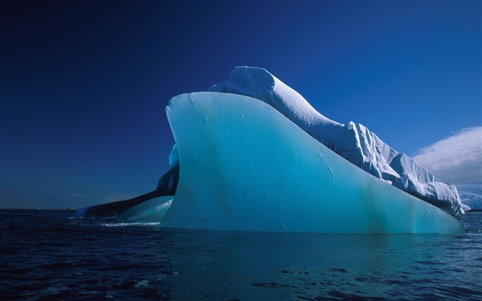 Iceberg-Nature Landscape Wallpapers Views:7324
