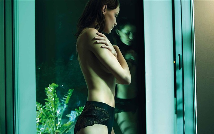 Italian brand Ritratti Milano 2011 spring and summer underwear wallpaper 07 Views:3939