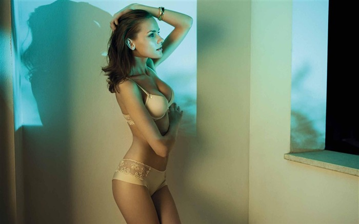Italian brand Ritratti Milano 2011 spring and summer underwear wallpaper 10 Views:6177